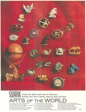 Arts of the WORLD 1962 SWANK