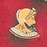 スペイン/象嵌カフス