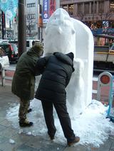 神田雪だるまフェア4