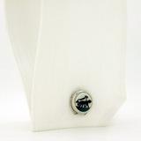 デルフト焼ボタンカバー袖