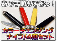 color-knife-4set