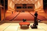 舞台→劇場
