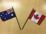 オーストラア&カナダ