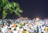 ブラジル年越し1