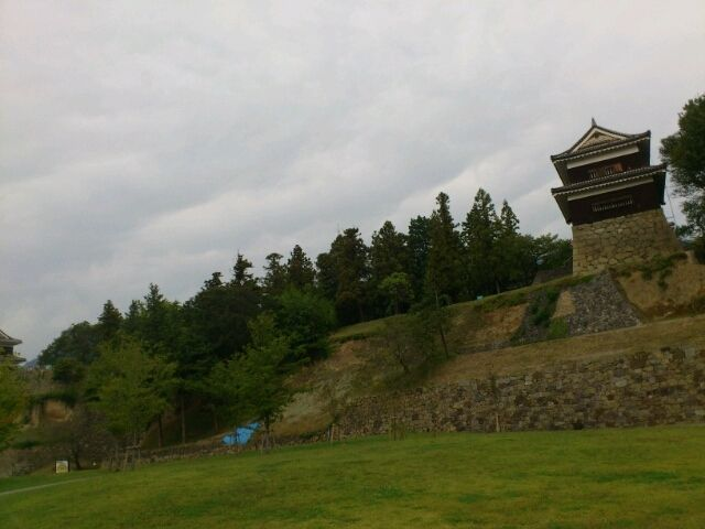 上田城跡0
