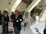 花嫁の父さま