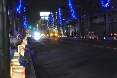 ランターン商店街