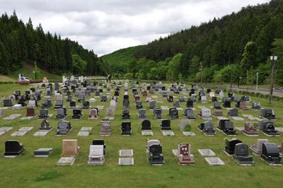 仙台市いずみ墓園
