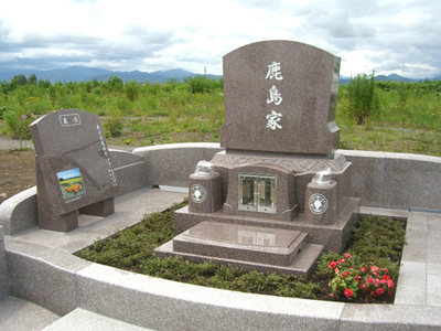 鹿島さま2008年花