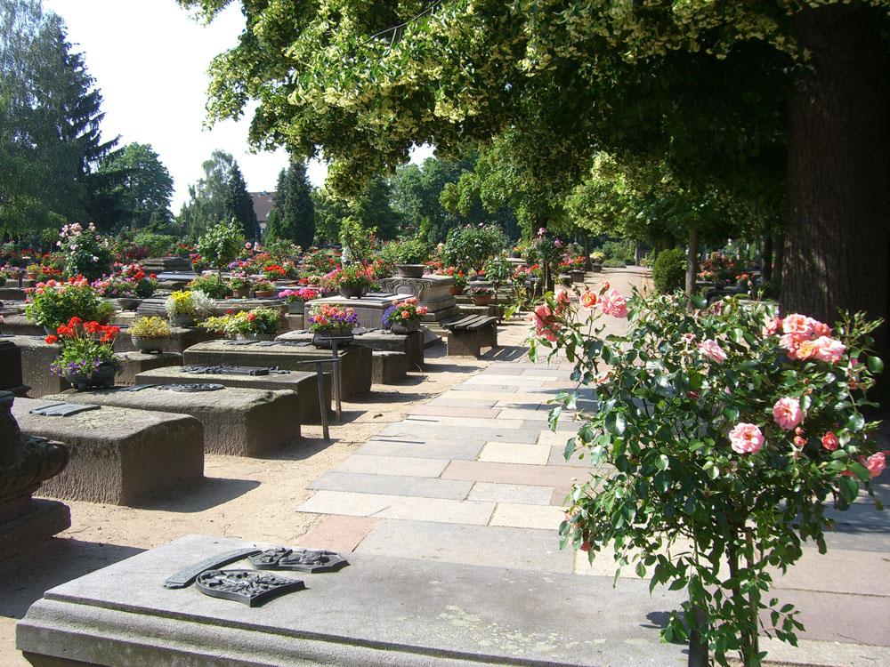 ニュルンベルクの墓地