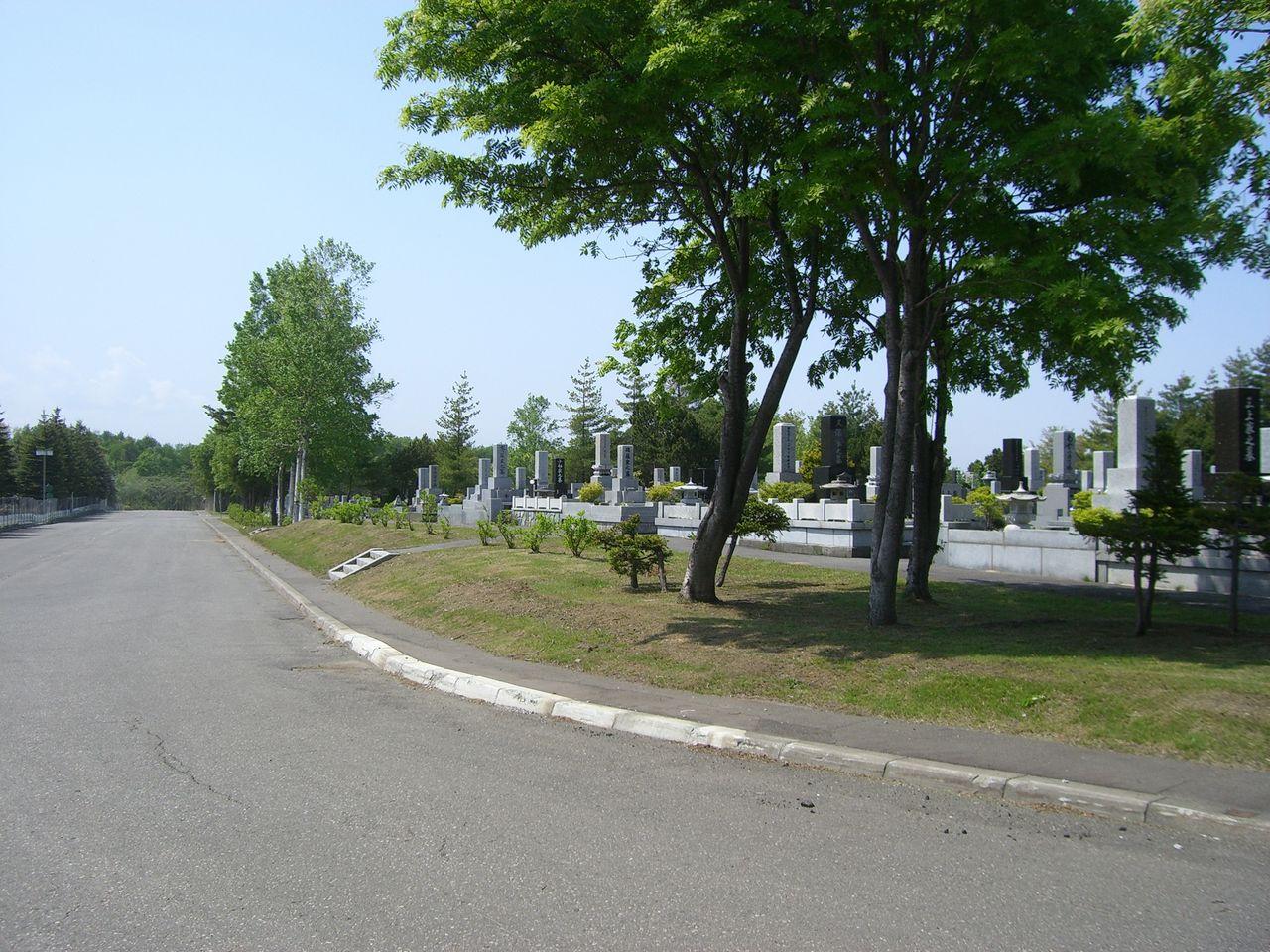 里塚霊園 005