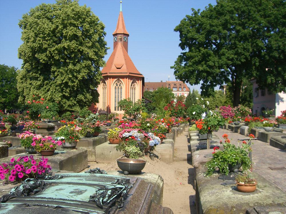 ニュルンベルクの墓地2
