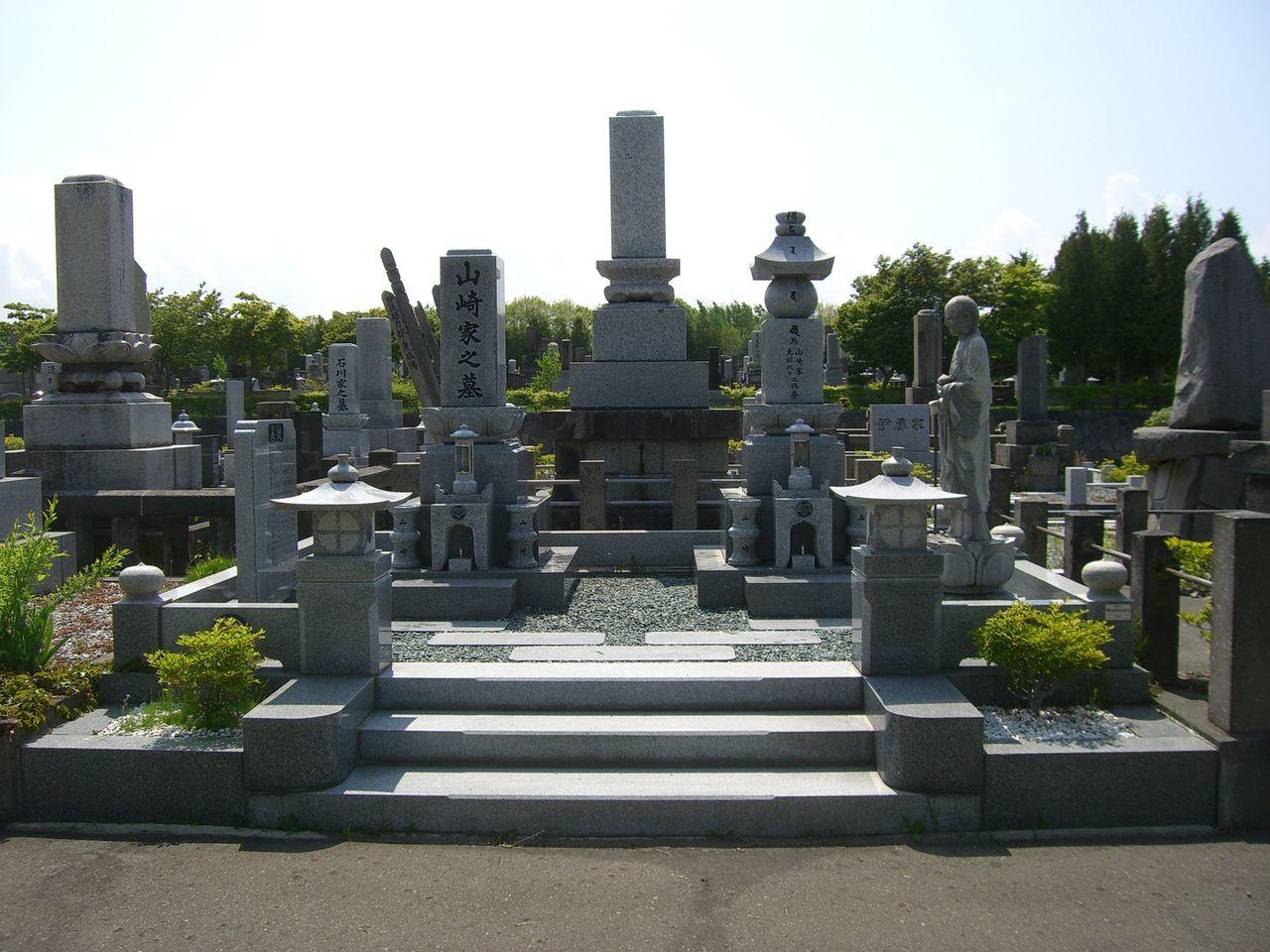 里塚霊園 009
