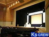 仙台国際センター大ホール舞台