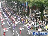 原宿表参道元氣祭スーパーよさこい2008