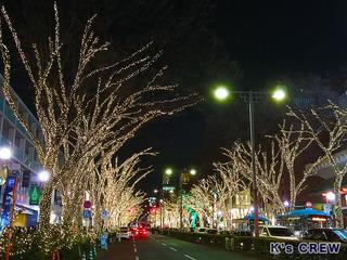 表参道イルミネーション2