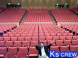 仙台国際センター大ホール客席