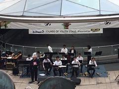 Jazz Fess Secondary students