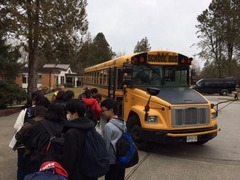 School Bus_to Langley