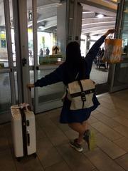 Amika Arrival