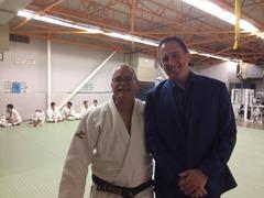 Spencer and Micky_Judo