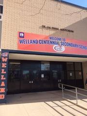 Centennial Entrance