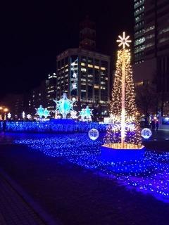 札幌ライトアップ