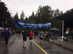 Terry Fox Run Goal