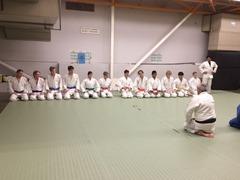 Judo Seiza