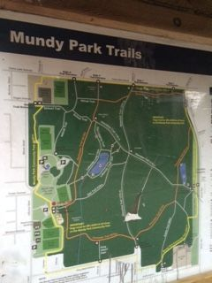 mudy park map