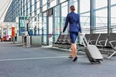 flight-attendant-walking-airport