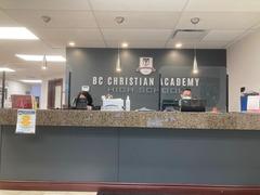 BCCA Reception