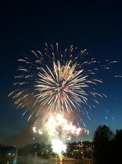 Firework Lafarge 2015