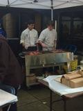 Salmon BBQ Cook