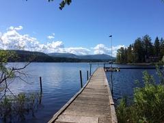 Shawnigan Lake Pier