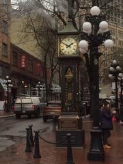 Gas Town_Steam Clock