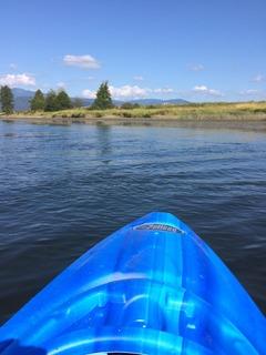 Pitt River_Kayak