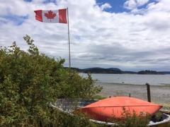 Flag n Canoe