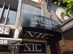 NIC Entrance on Granville St