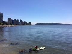 Canoe Dundarave