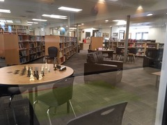 GP Vanier Library