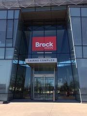 Brock Entrance