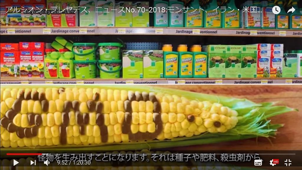 GMO肥料 殺虫剤
