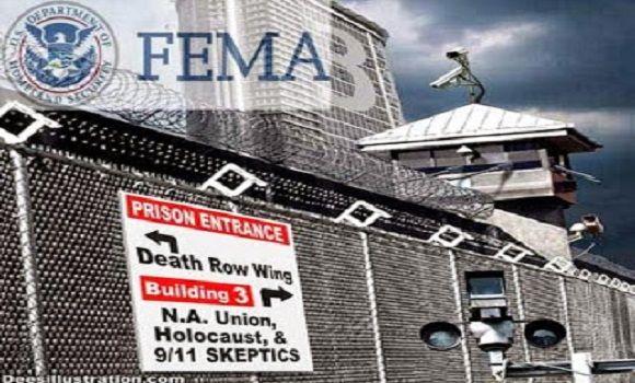 FEMA-Camp 監視カメラ