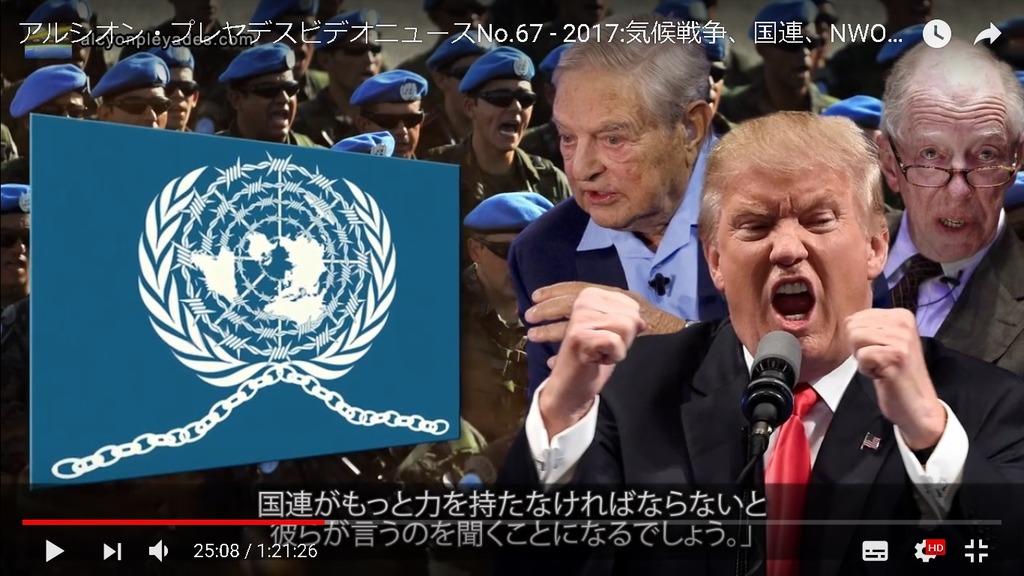 NWO国連ソロス ロスチャイルド