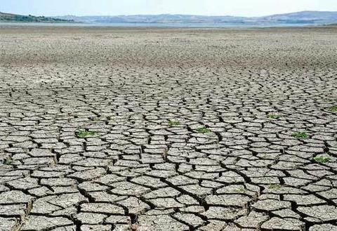 カリフォルニア干魃1