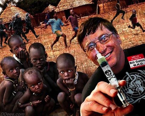 ワクチン ビル・ゲイツ