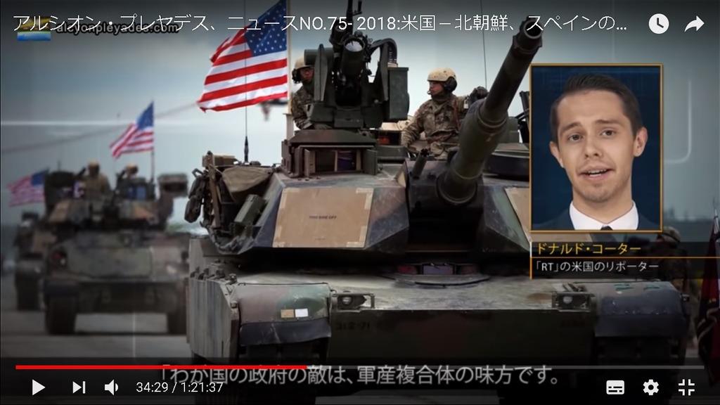 軍産複合体 戦車