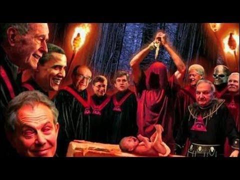 イルミナティ儀式殺人