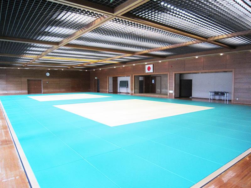 新宿スポーツセンター柔道場